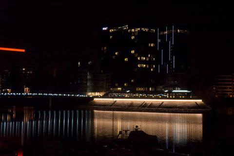 Hafenspitze Düsseldorf, Hyatt Hotel, Bild 1