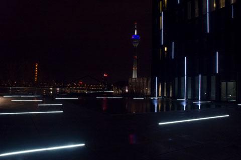 Hafenspitze Düsseldorf, Hyatt Hotel, Bild 3
